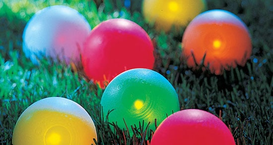 LED Bocce Ball Set