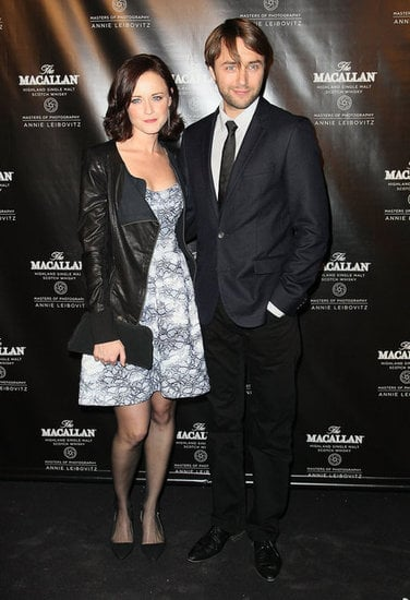 Alexis Bledel and Mad Men's Vincent Kartheiser made their debut as a couple on the black carpet at Annie Leibovitz's Macallan Masters of Photography Series event in New York on October 10.