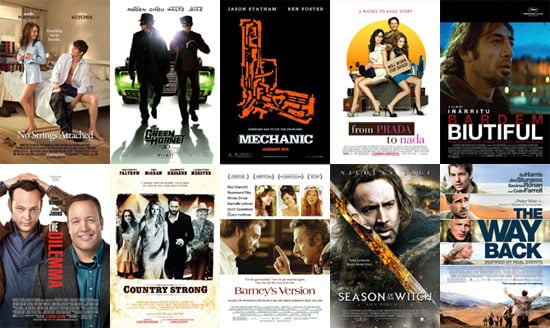 January 2011 Movie Releases