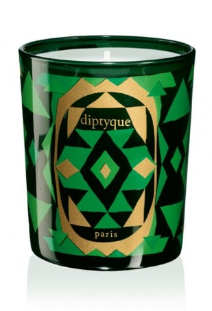 "Every year I give (and hope to get) lots of candles, and you can't beat the beauty of French brand Diptyque. This year, their special Sapin Doré candle ($68) conjures up the scent of ""golden spruce trees."" Better yet, it comes in this beautiful emerald and gold glass. — Noria Morales, style director"