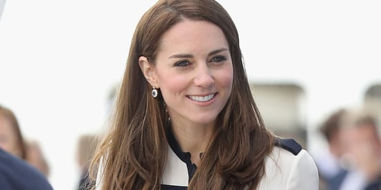 Duchess Kate, Like Us, Needs Help With Helmets