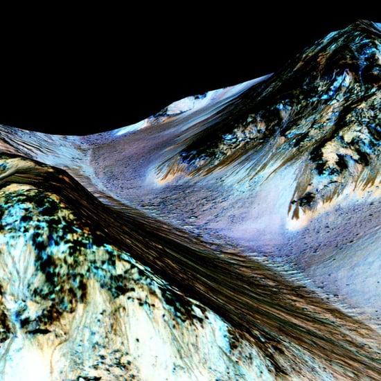 NASA Mars Announcement September 2015