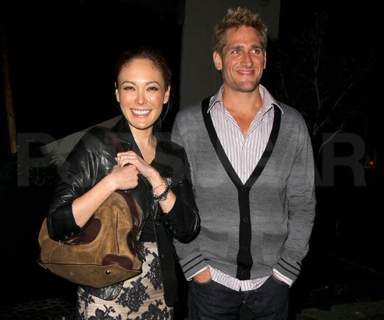 Picture of Lindsay Price With New Boyfriend Curtis Stone