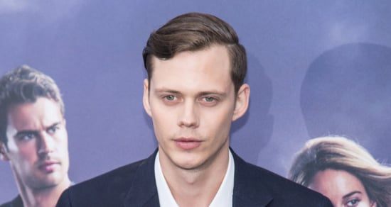 'It' Movie Finds New Pennywise the Clown: Bill Skarsgard