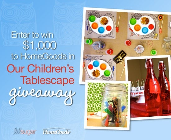 Enter to Win $1,000 From HomeGoods and LilSugar!