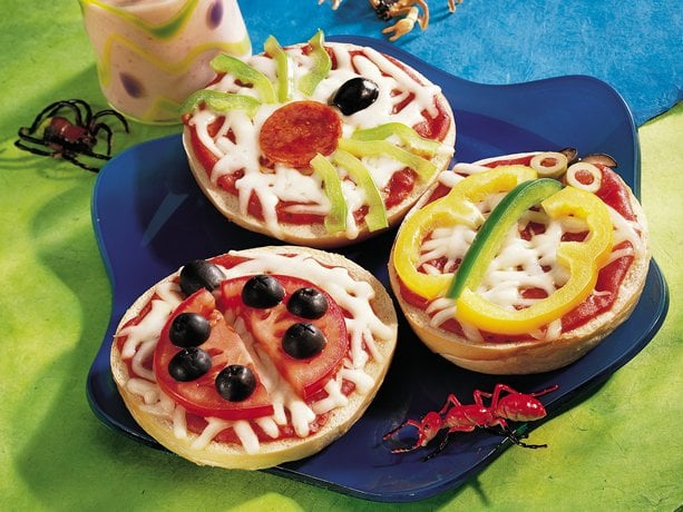 Create Pizza Bagels