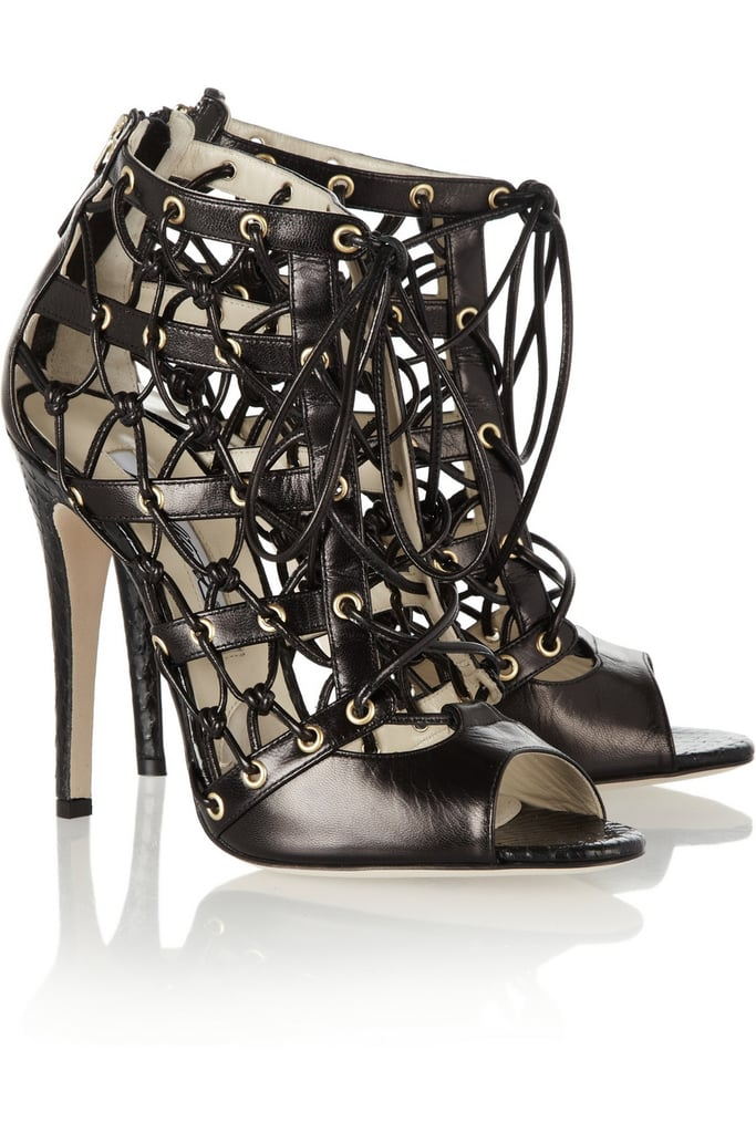 Wear these Brian Atwood booties ($309, originally $1,545) straight through early Fall.