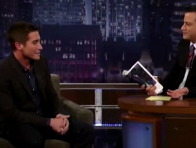 Jake Gyllenhaal Talks About Restaurants on Jimmy Kimmel Live
