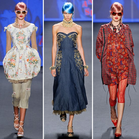 Anna Sui Spring 2013 | Pictures