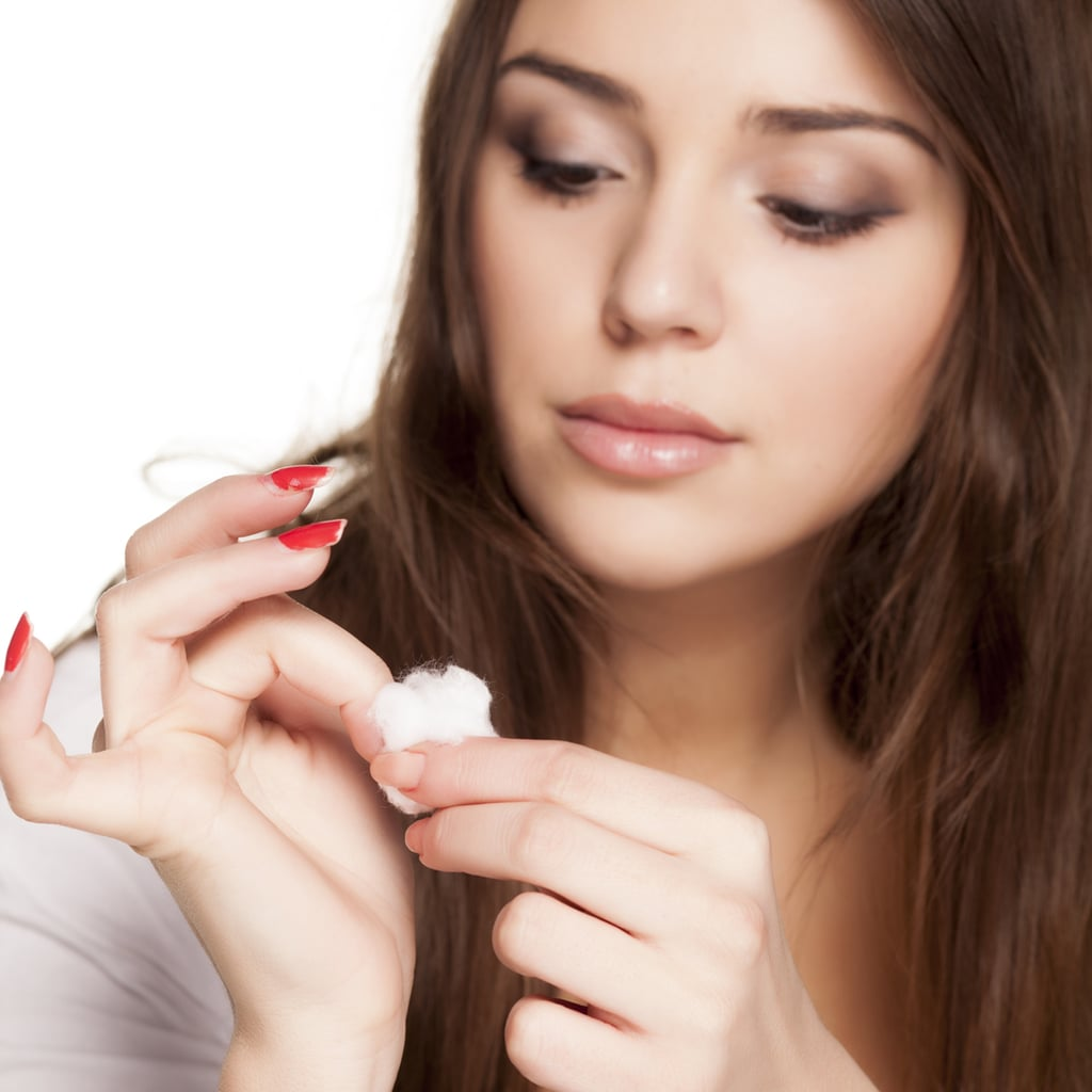 Nail Culprit: You Use a Harsh Remover