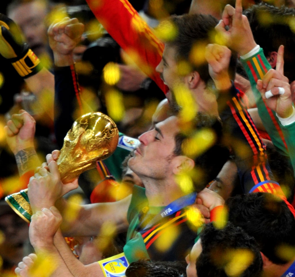 Go to the World Cup