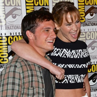 Hunger Games: Catching Fire, Jennifer Lawrence At Comic-Con