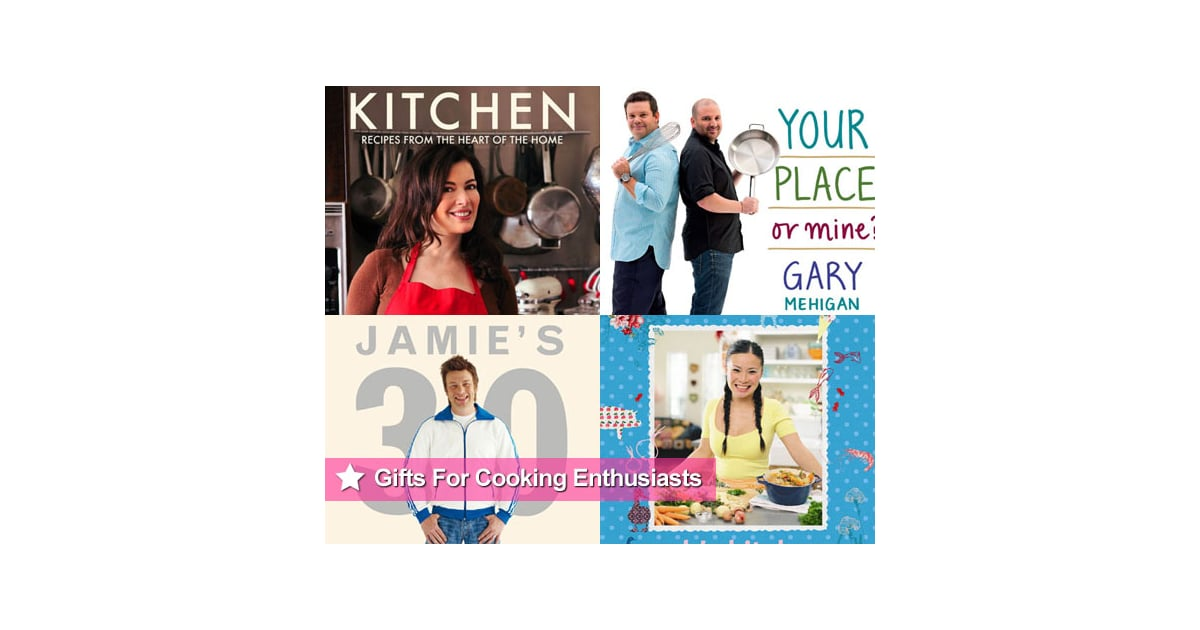 Celebrity Chef Cookbooks Christmas Present And Gift Ideas
