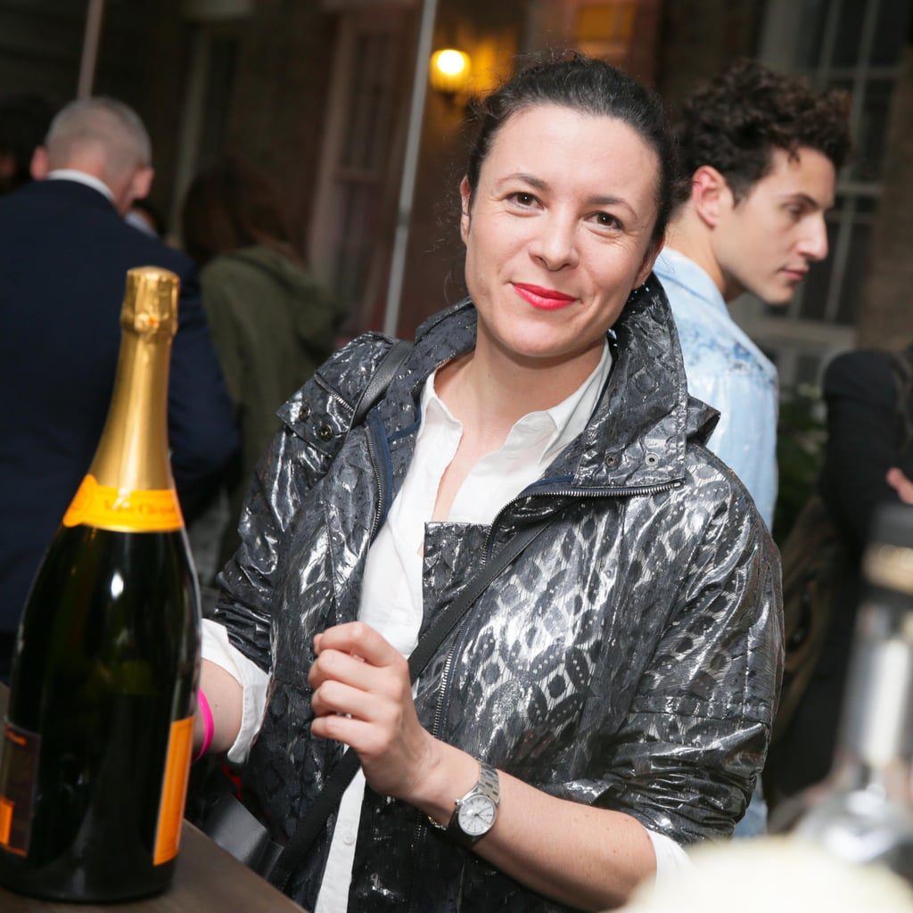 Garance Doré at Stella McCartney's Resort 2014 presentation. Source: David X Prutting/BFAnyc.com