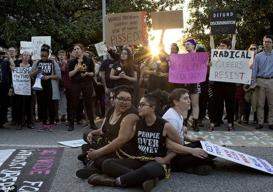 North Carolina Could Ban Some Forms of Protest on Campus