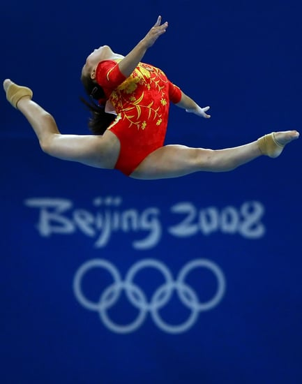 Fashionable Olympic Uniforms and Moments