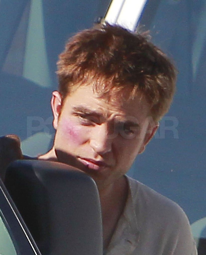 Reese Sheds Tears Over Tai But Keeps Smiling For Robert Pattinson