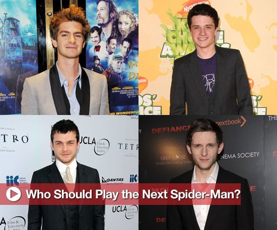 5 Actors Who May Play Young Spider-Man 2010-05-27 15:30:58