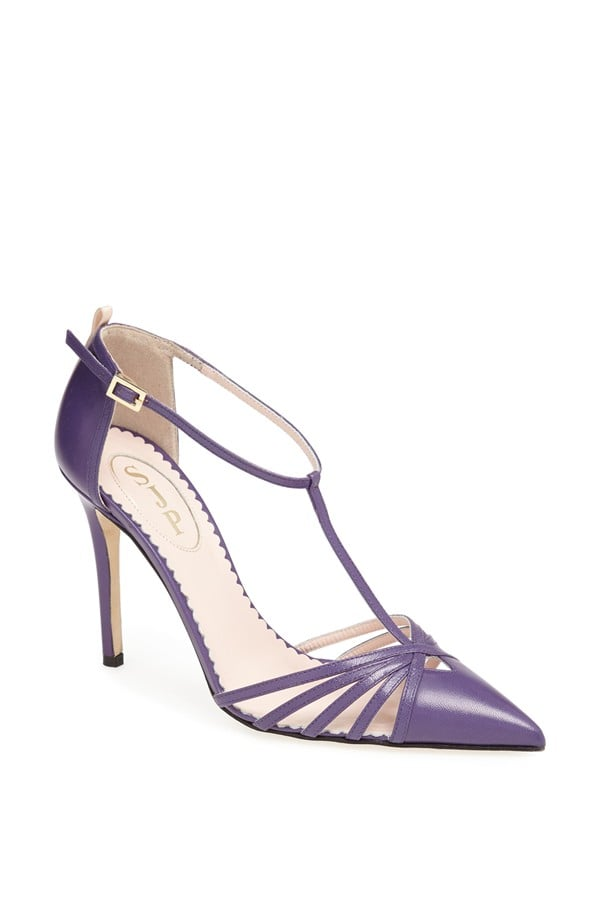 Carrie in Purple