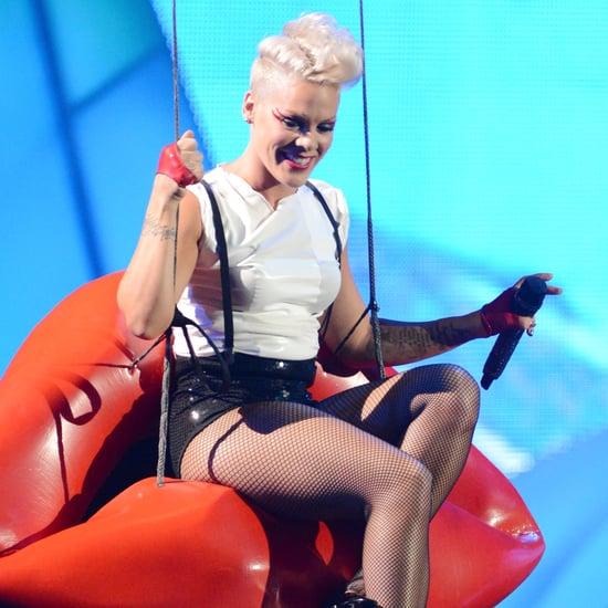 MTV VMAs Pictures 2012