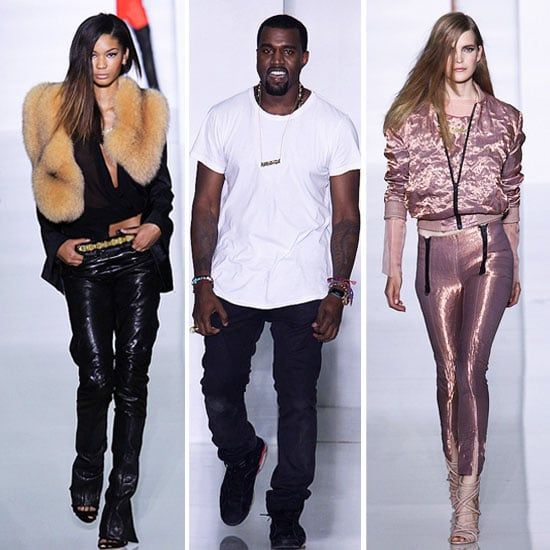 Kanye West Moves to London to Work on DW Fashion Collection