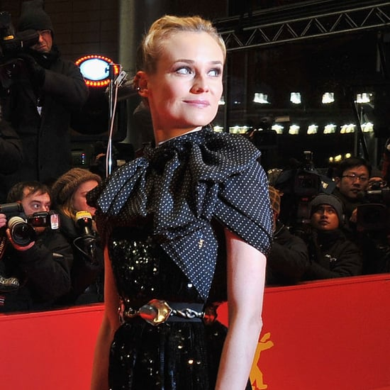Diane Kruger at the Berlin Farewell My Queen Premiere