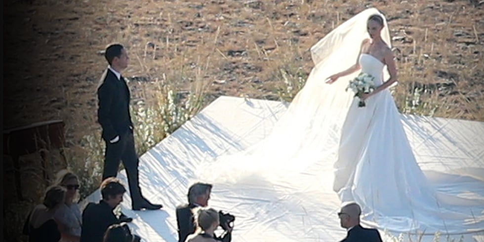 Get a Glimpse of Kate Bosworth's Wedding Day!