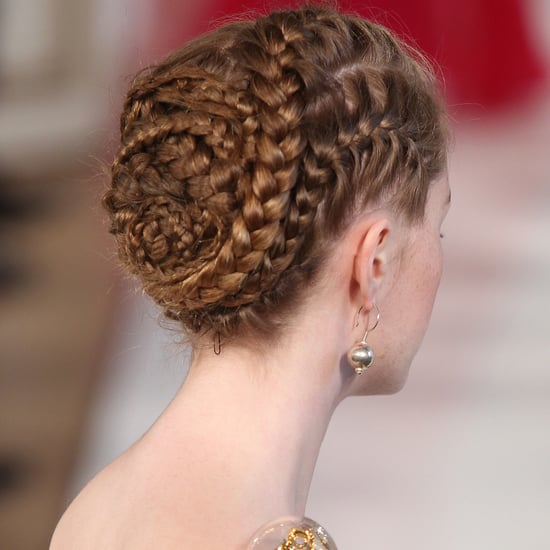 The Gorgeous Braid From Christophe Josse Paris Couture