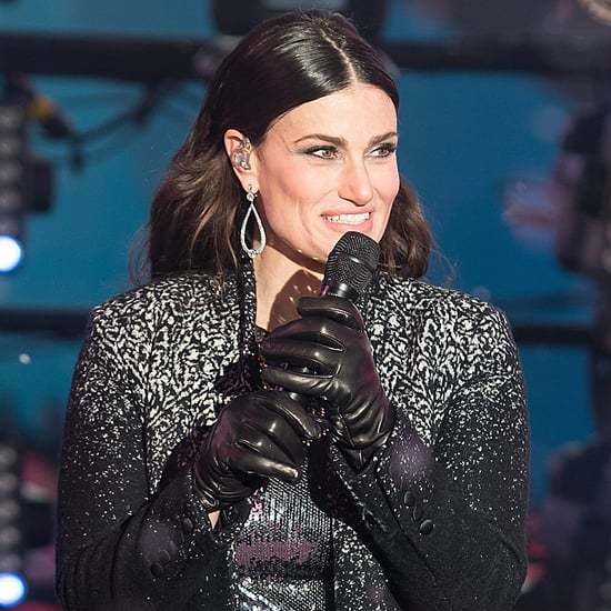 """Idina Menzel Performs """"Let It Go"""" on New Year's Eve 