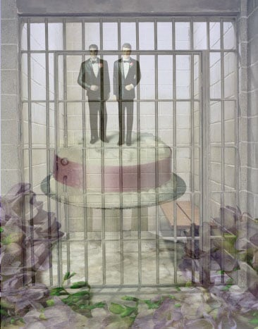 Should Jailed Lovebirds Be Allowed to Marry Each Other?