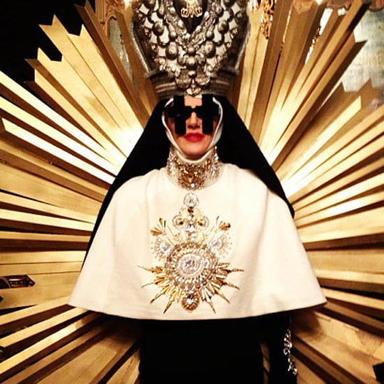 The Best Fashion and Celebrity Halloween Costumes 2012