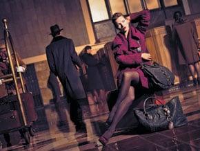 Fab Ad: Kate Moss for Donna Karan Fall/Winter '08