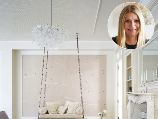 See Inside the Amazing Living Rooms of Gwyneth Paltrow, Brittany Snow and More!