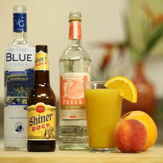 Fuzzy Navel With Beer | Video