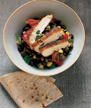 Fast & Easy Dinner: Cumin Chicken With Black Beans