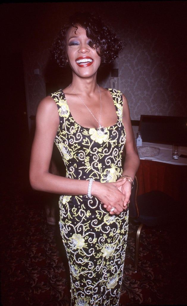 She hosted Whitney Houston's All-Star Holiday Gala in NYC in 1999.