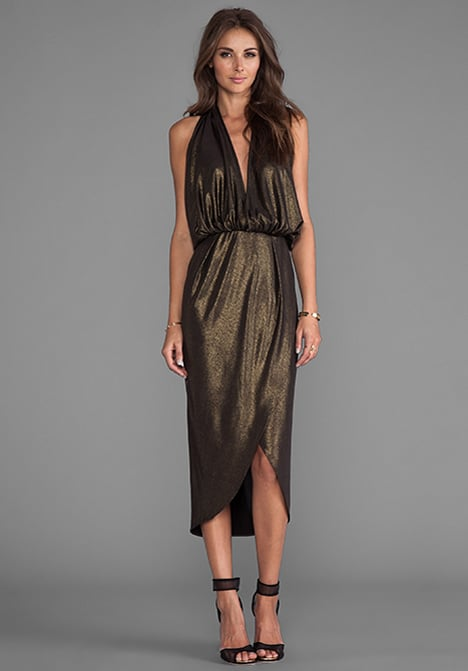 This Naven Glam Halter Dress ($98) was made for turning heads.