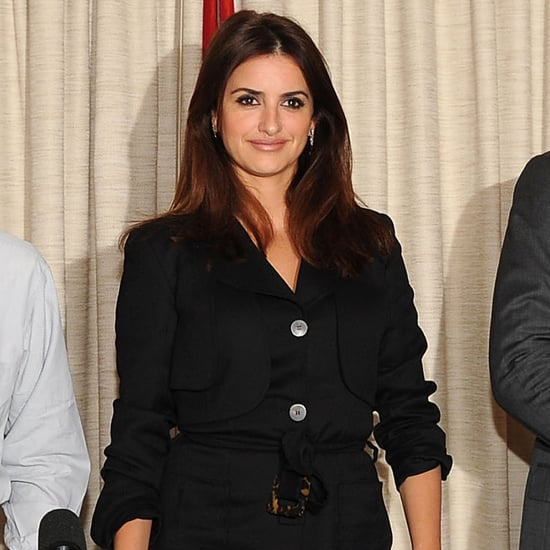 Penelope Cruz Pictures at To Rome With Love Press Event