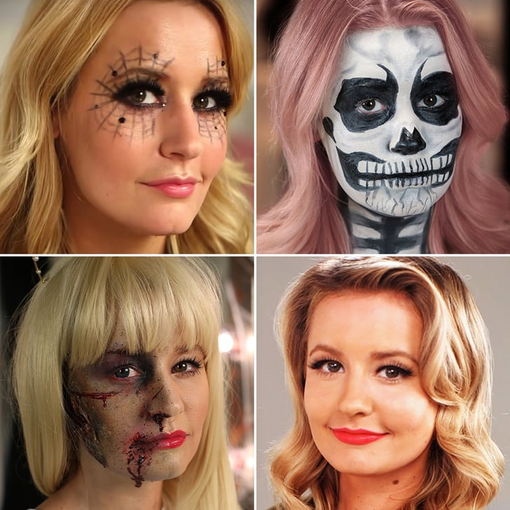 Killer Halloween Inspiration: 19 Makeup Looks to Try This Year