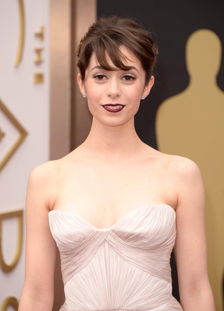 Cristin Milioti at 2014 Oscars
