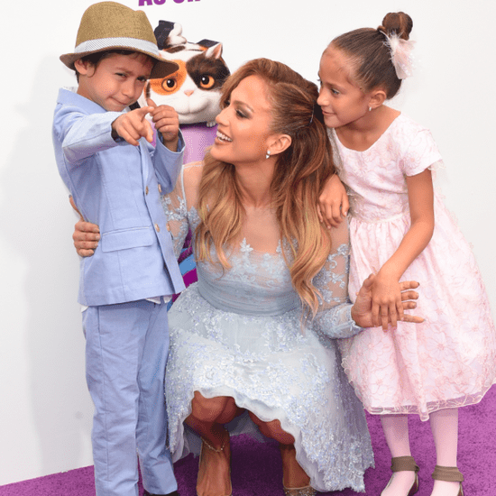 Jennifer Lopez Talks Motherhood on Today January 2016