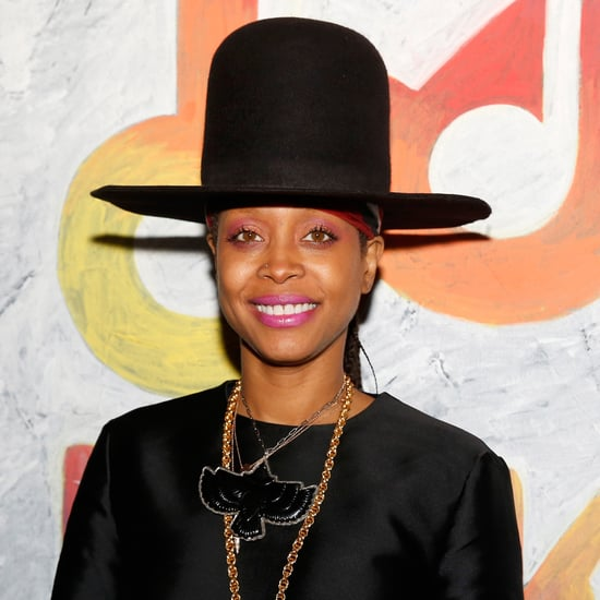 Erykah Badu Kisses Reporter on Live TV | Video