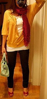 Look of the Day: A Dash of Mustard
