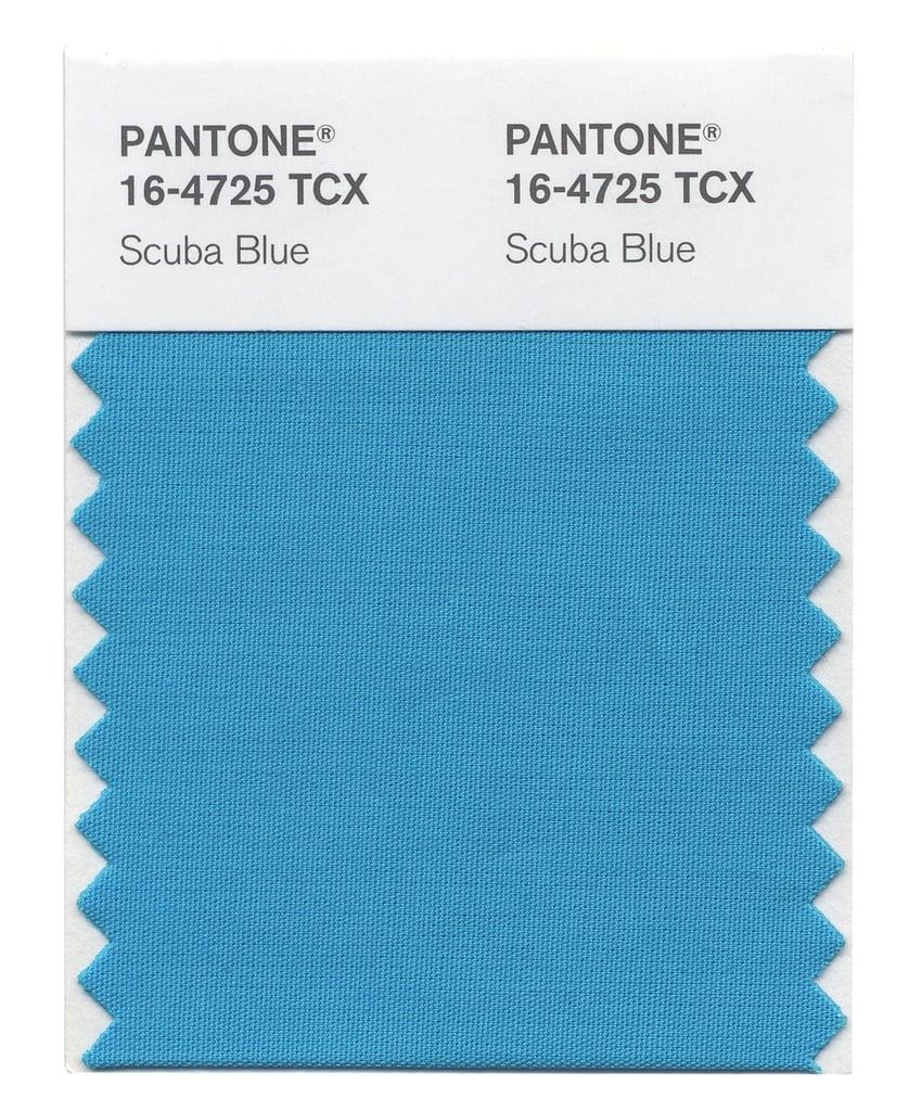 Scuba Blue