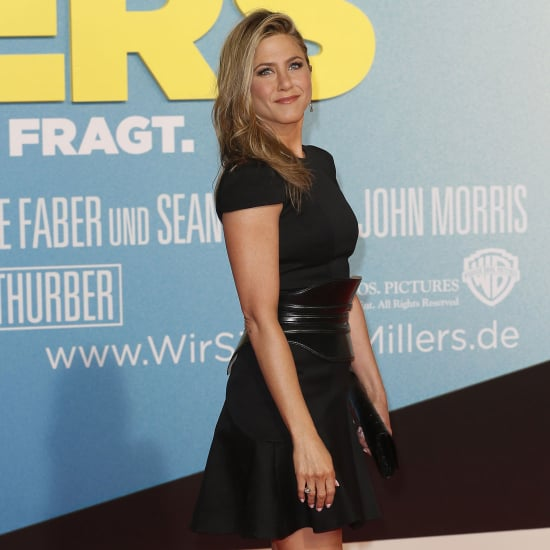 Jennifer Aniston's Best Black Dresses