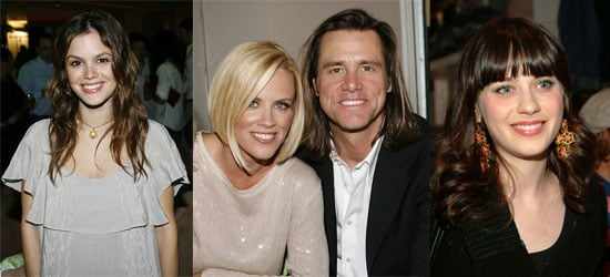 R-Bils, Zooey AND Jim & Jenny? Triple Yay!