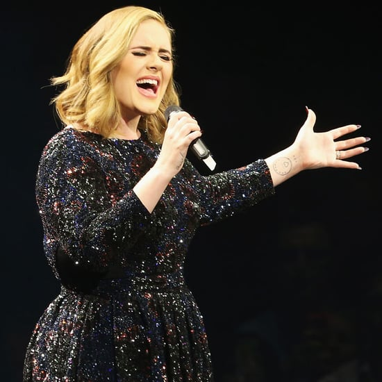 Adele Forgets Lyrics During Concert Video