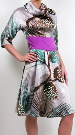 Gina Michele Silk Dress: Love It or Hate It?