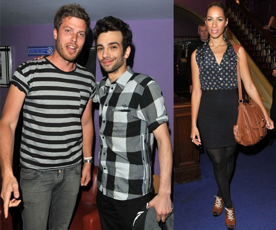 Pictures of Leona Lewis At The Sorcerer's Apprentice Screening in London Plus Jay Baruchel and Rick Edwards