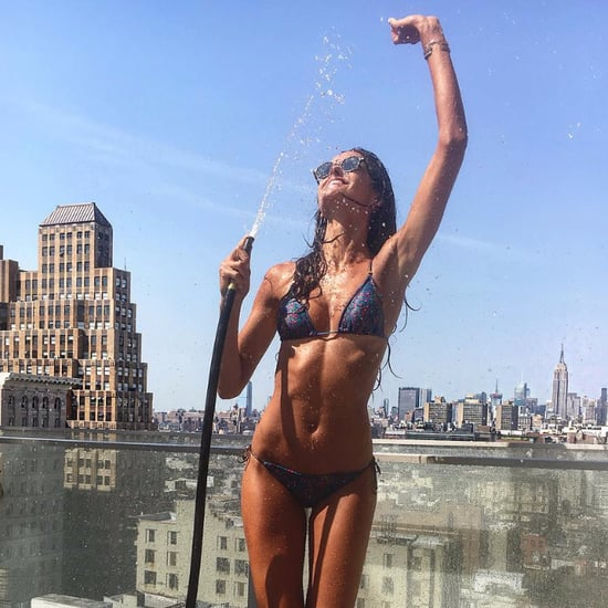 Izabel Goulart Bikini Pictures